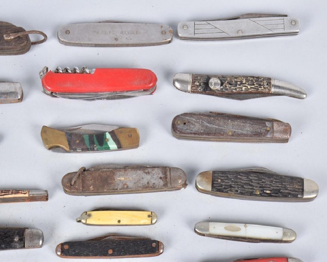 40-POCKET KNIVES - 3