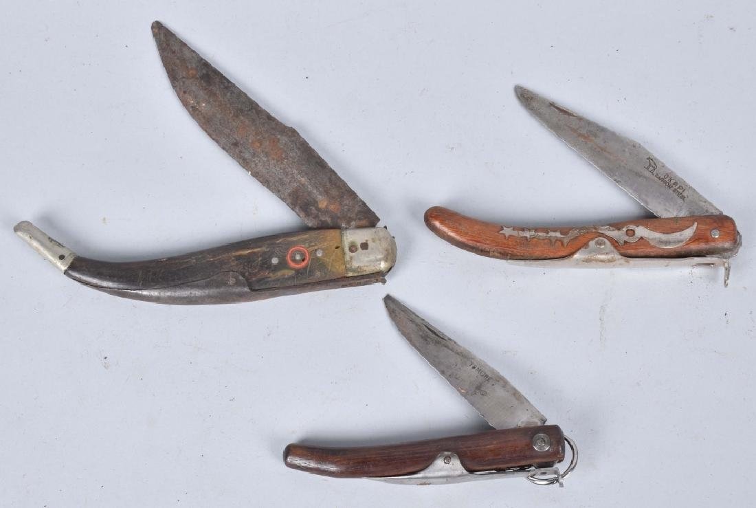 4-VINTAGE KNIVES - 2