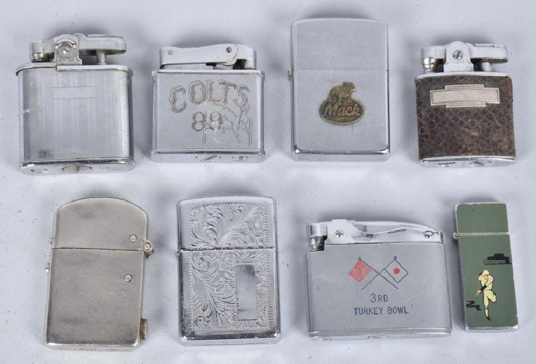 30-VINTAGE CIGARETTE LIGHTERS - 2