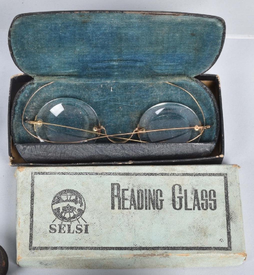 15-VINTAGE EYE GLASSES - 4