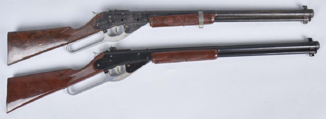 5-VINTAGE DAISY RED RYDER BB AIR RIFLES - 3