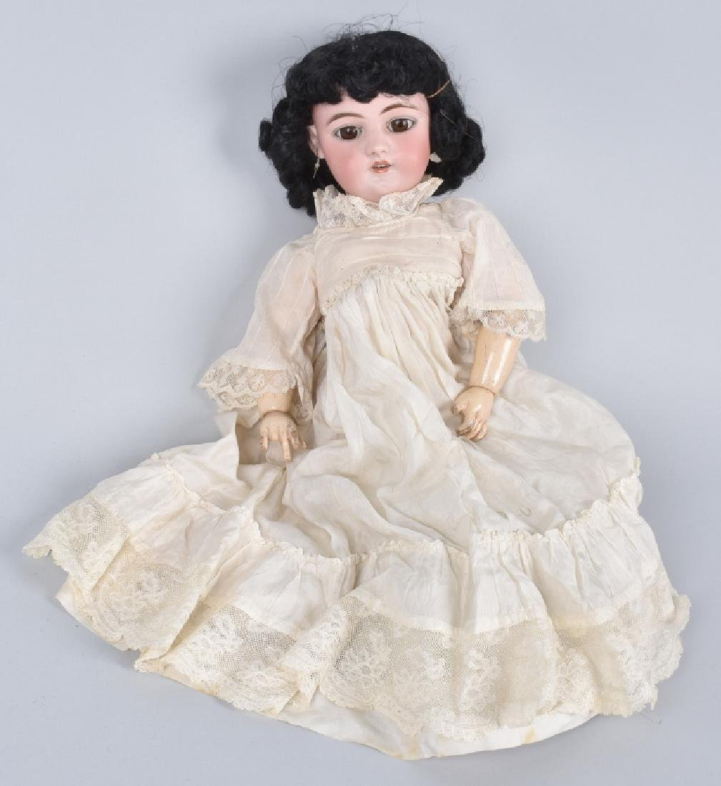 GERMAN SIMON HALBIG 1079 BISQUE DOLL