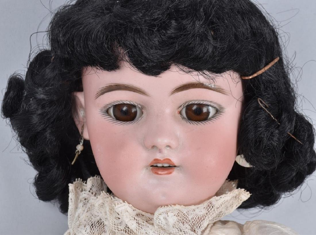 GERMAN SIMON HALBIG 1079 BISQUE DOLL - 2