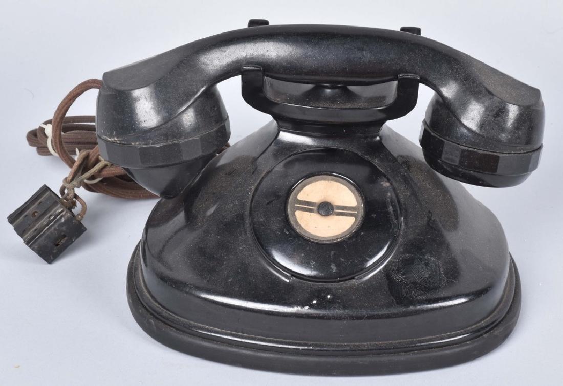 2-VINTAGE TELEPHONES - 2
