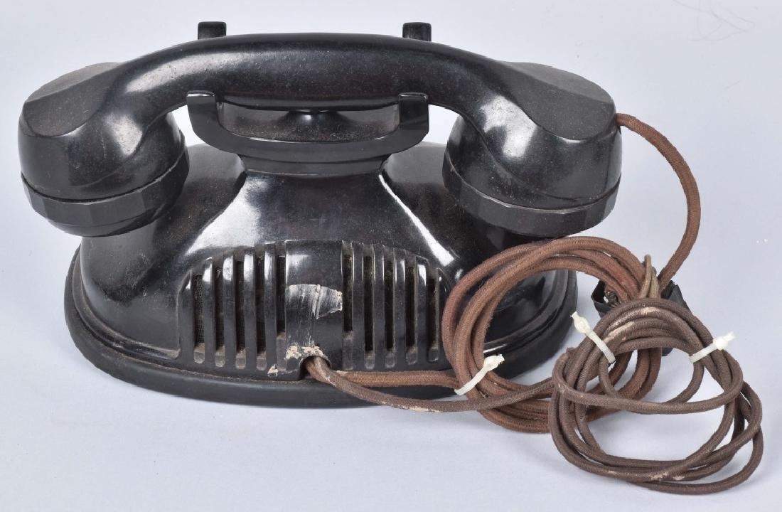 2-VINTAGE TELEPHONES - 3