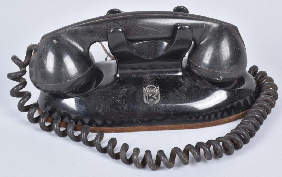 2-VINTAGE TELEPHONES - 4