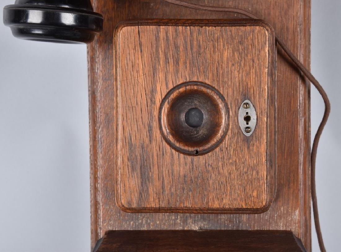 AMERICAN BELL TELEPHONE THREE BOX TELEPHONE - 3