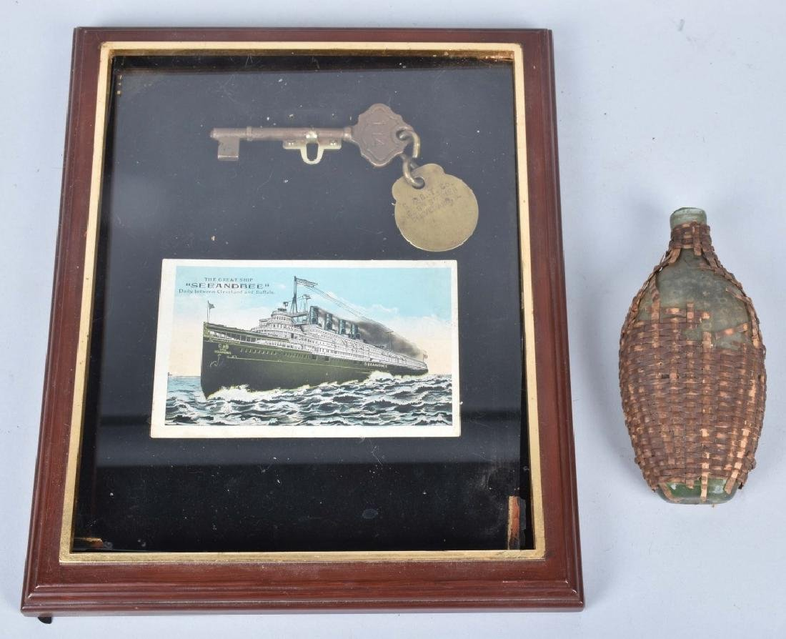SEEANDBEE SHIP CABIN KEY and MORE
