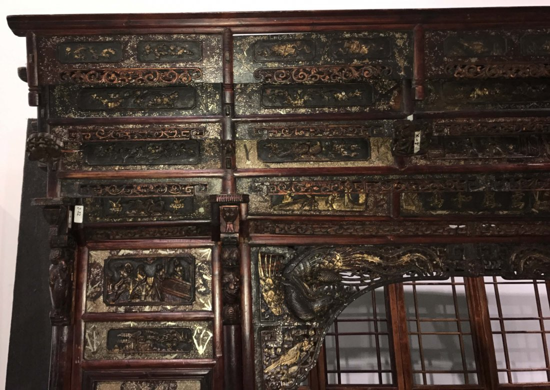 MUSEUM QUALITY CHINESE WEDDING BED - 5
