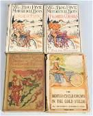 4TEENS1920S MOTORCYCLE BOOKS