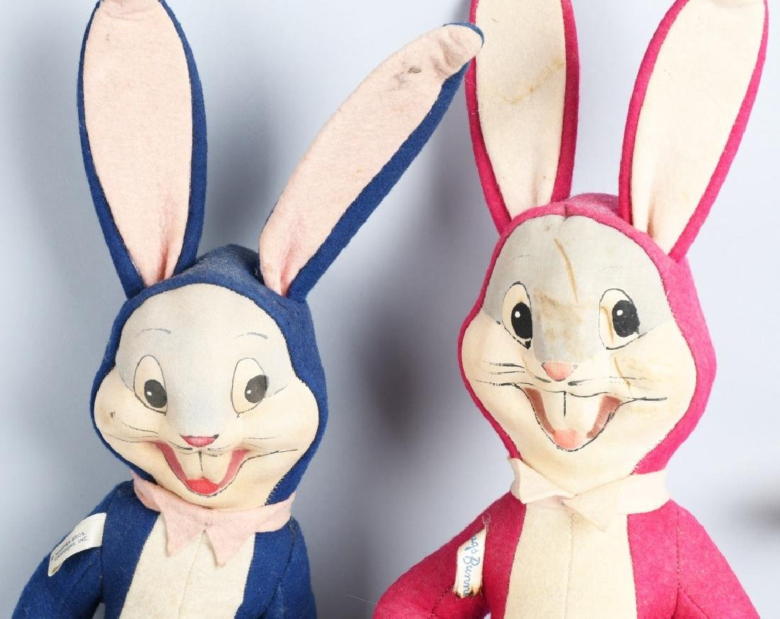 4-EARLY BUGS BUNNY TOY DOLLS - 2