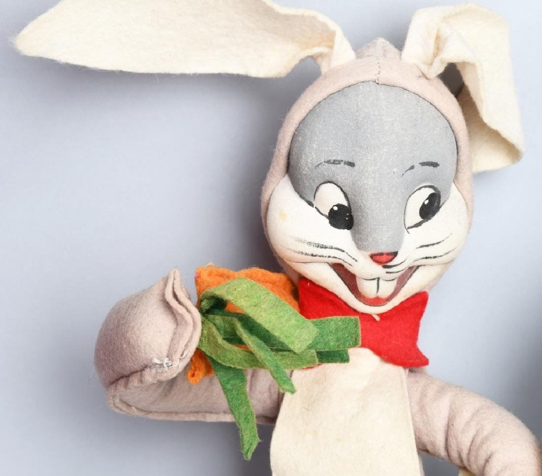 4-EARLY BUGS BUNNY TOY DOLLS - 3