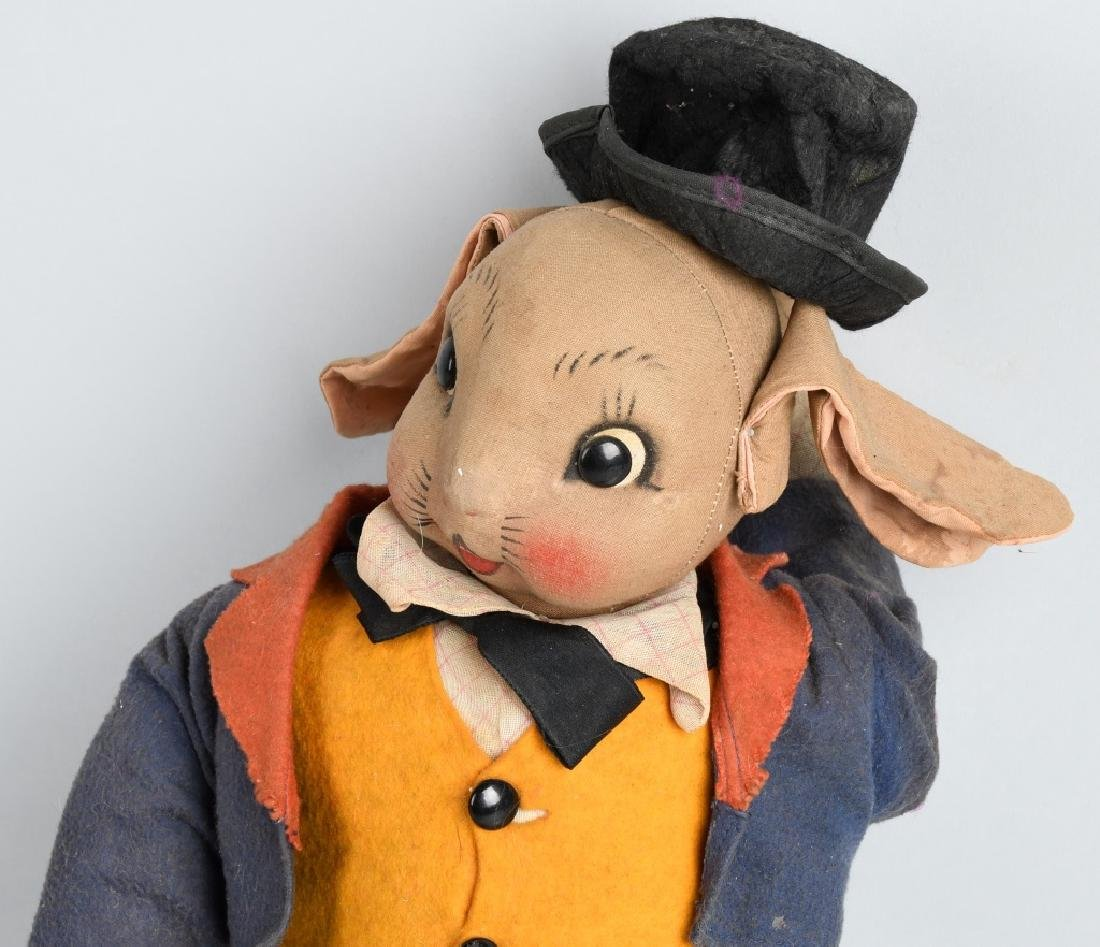 1920'S-30'S UNCLE WIGGILY DOLL - 2