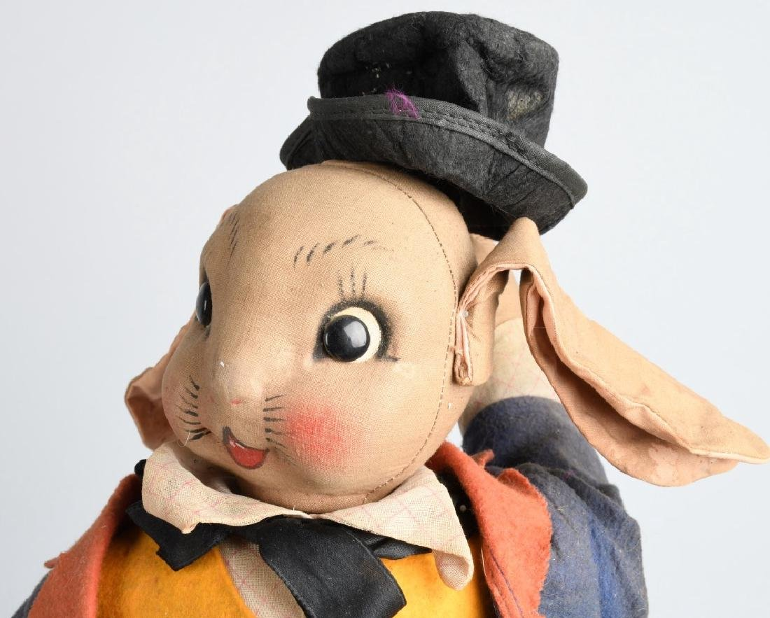 1920'S-30'S UNCLE WIGGILY DOLL - 4