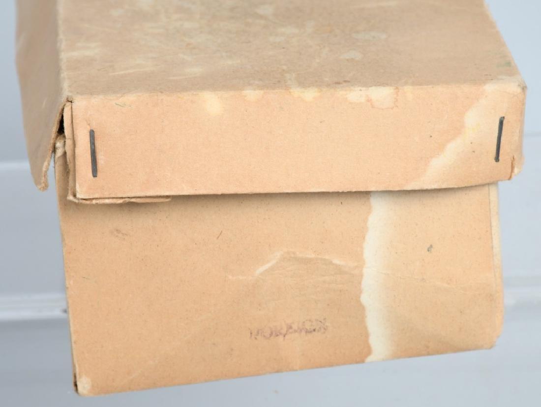 1930's GERMAN SANTA CLAUS WINDUP TOY, BOXED - 6
