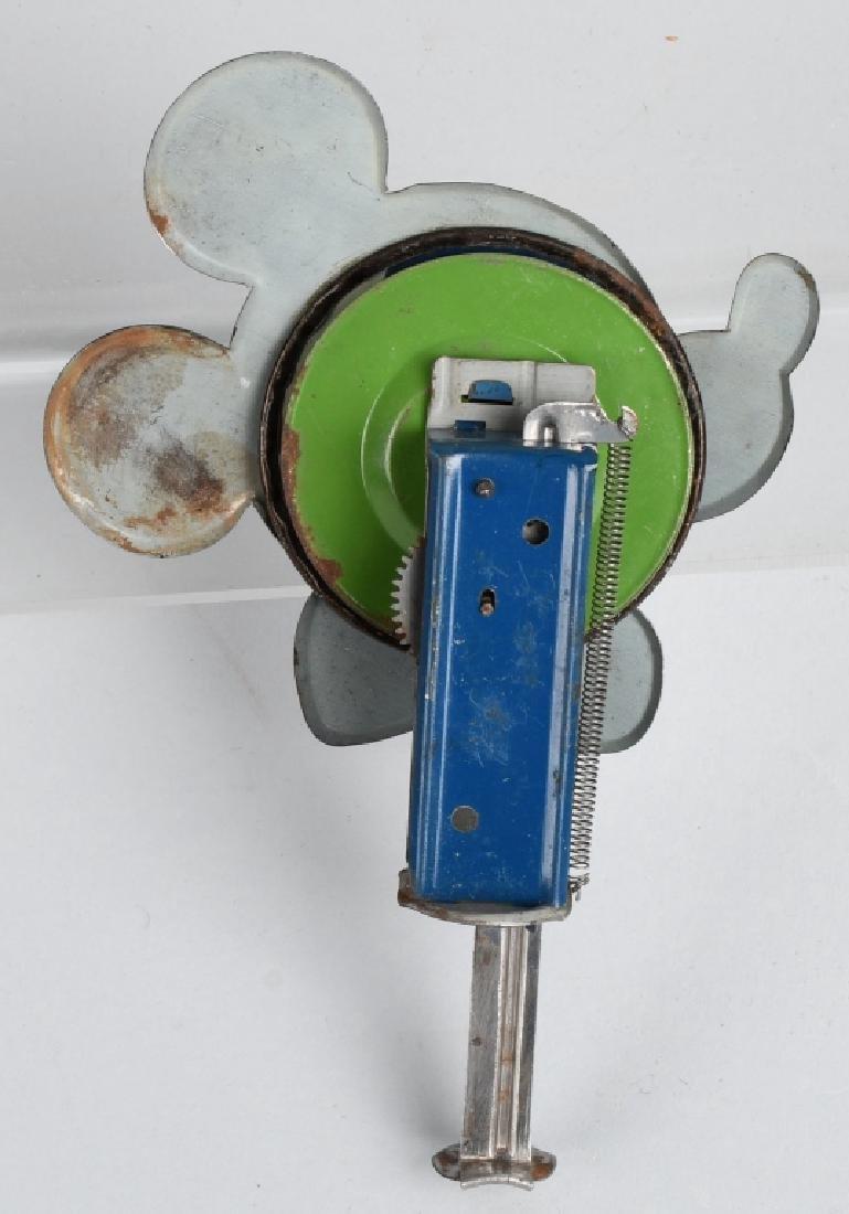 1930'S CHEIN MICKEY MOUSE TIN SPARKLER TOY - 2