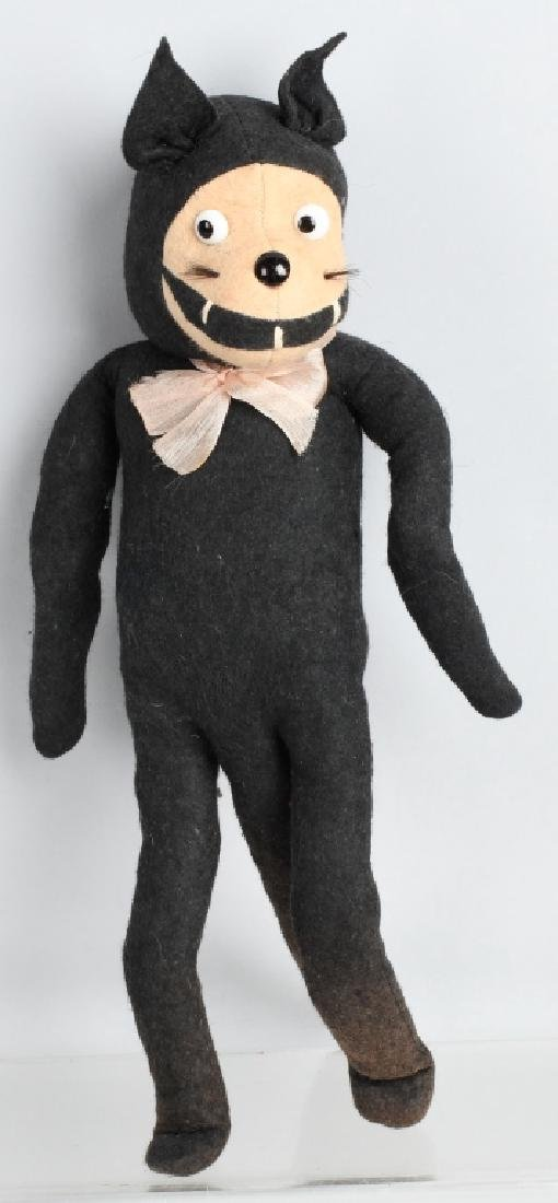 1920'S-30'S SCHUCO GERMANY FELIX the CAT DOLL
