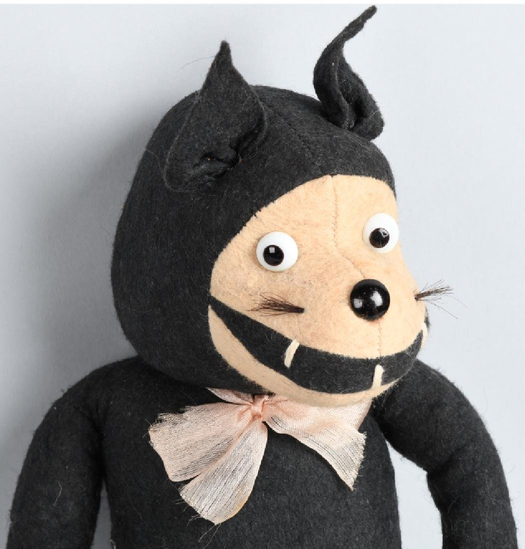1920'S-30'S SCHUCO GERMANY FELIX the CAT DOLL - 2