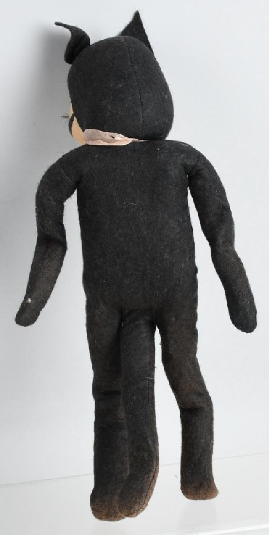 1920'S-30'S SCHUCO GERMANY FELIX the CAT DOLL - 3