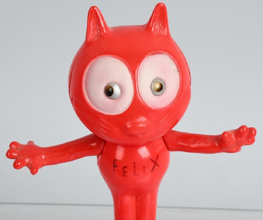 1930's JAPAN CELLULOID FELIX the CAT, DOLL - 2