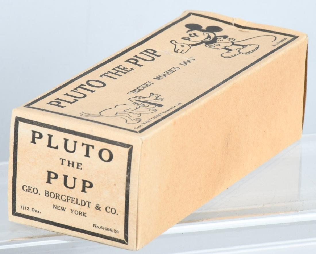 1930's FUN-E.FLEX PLUTO JOINTED DOL, BOXED - 6