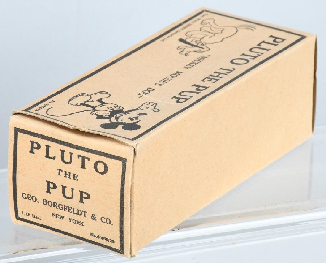 1930's FUN-E.FLEX PLUTO JOINTED DOL, BOXED - 7