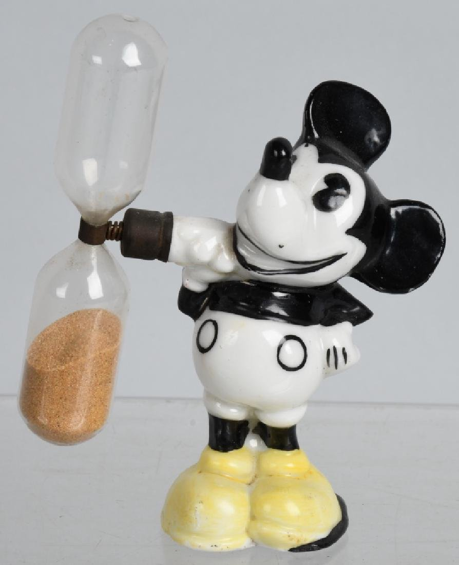 1930's GERMAN MICKEY MOUSE EGG TIMER