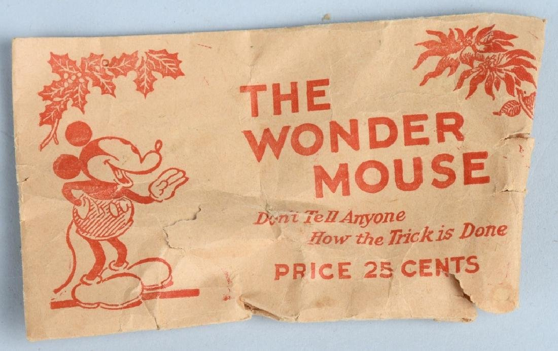 EARLY MICKEY MOUSE WONDER MOUSE MAGIC TRICK - 2