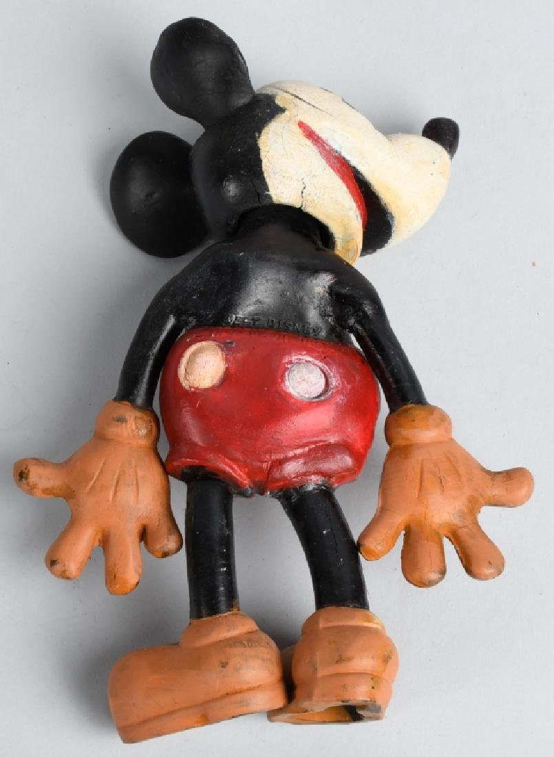 5-1930'S SEIBERLING RUBBER DISNEY CHARACTERS - 3