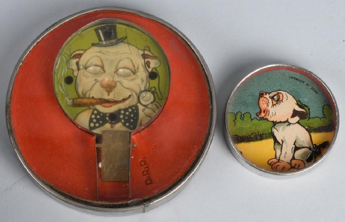 2-1930'S GERMAN BONZO DEXTERITY GAMES