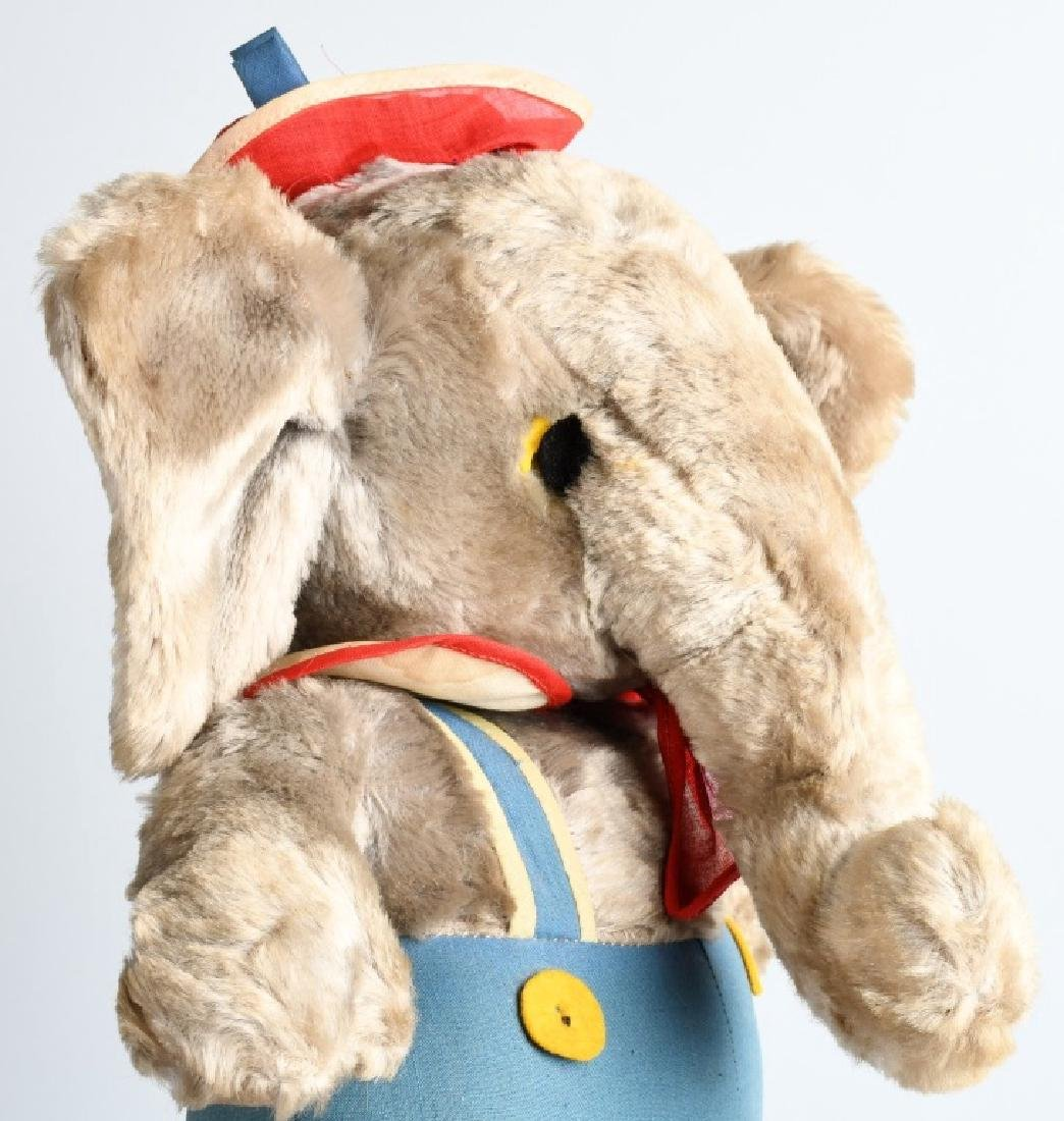 1938 KRUEGER ELMER the ELEPHANT DOLL - 3