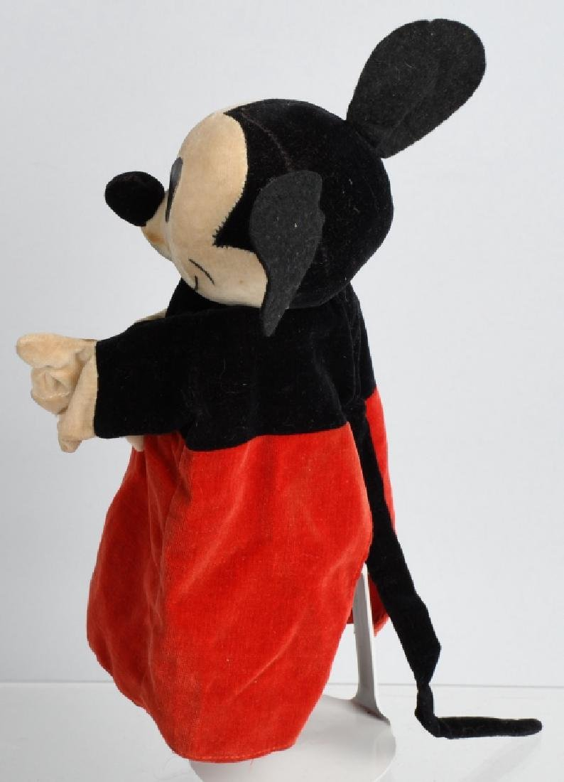 1930'S CHAD VALLEY MICKEY MOUSE PUPPET - 2
