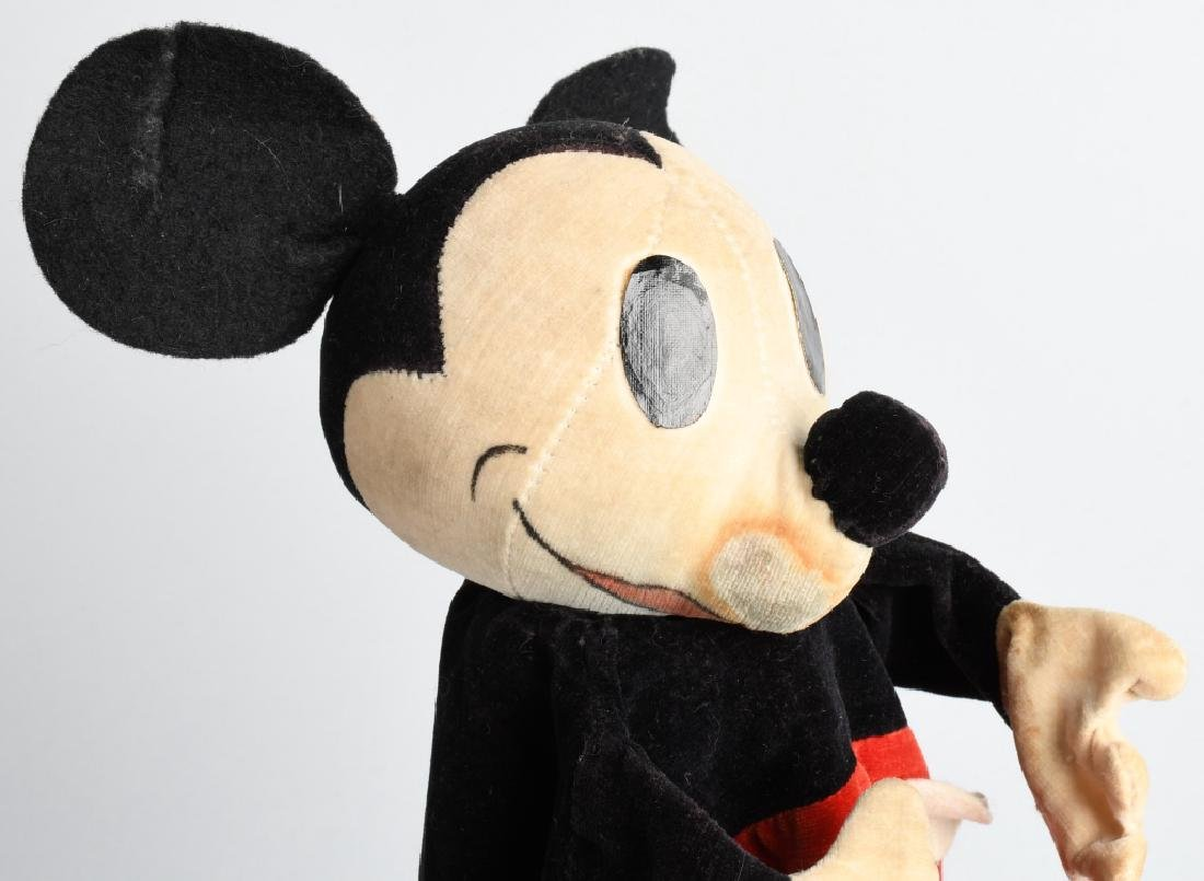 1930'S CHAD VALLEY MICKEY MOUSE PUPPET - 4