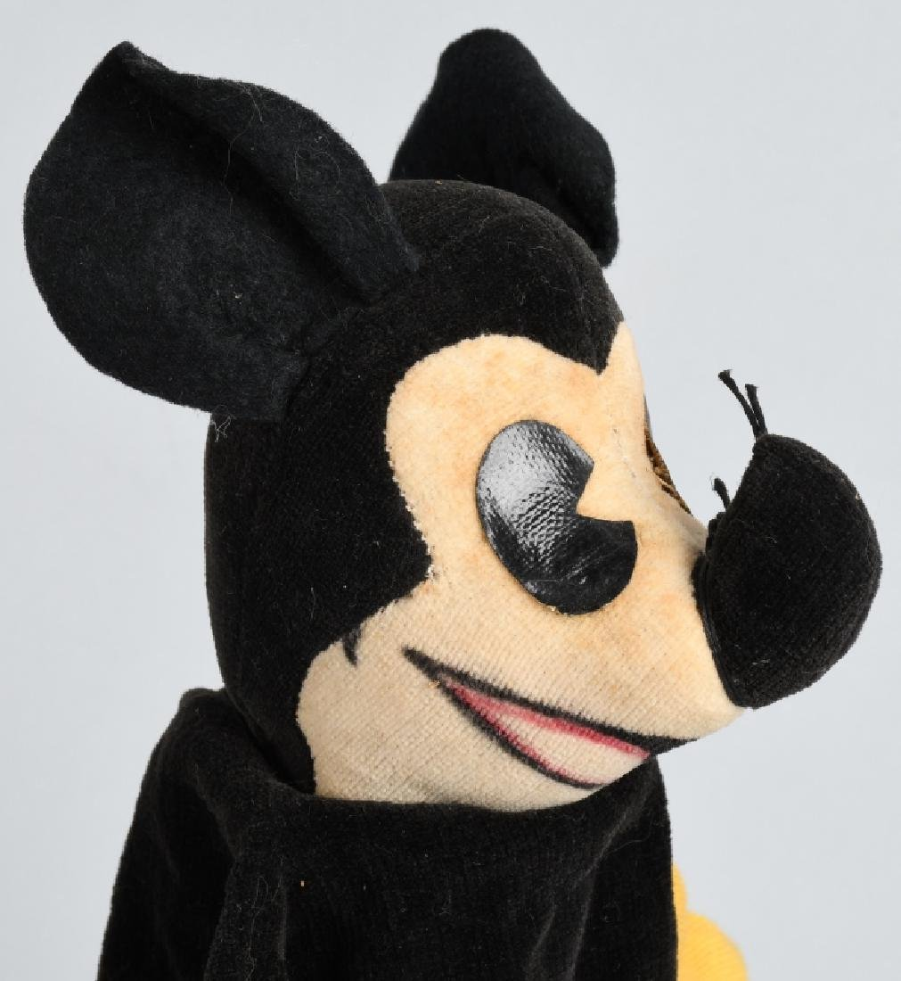1930's KNICKERBOCKER MICKEY MOUSE PUPPET - 5
