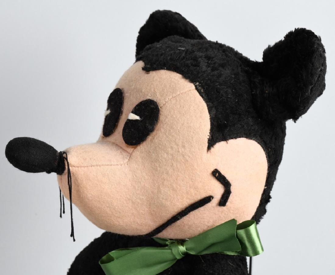 1930'S FRENCH MICKEY MOUSE LARGE SIZE DOLL - 5