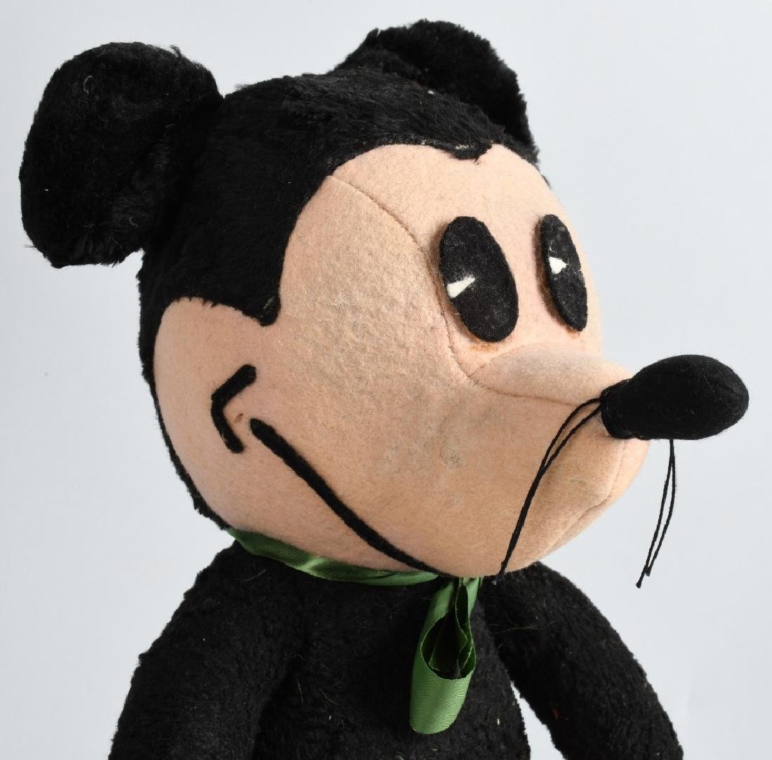 1930'S FRENCH MICKEY MOUSE LARGE SIZE DOLL - 6