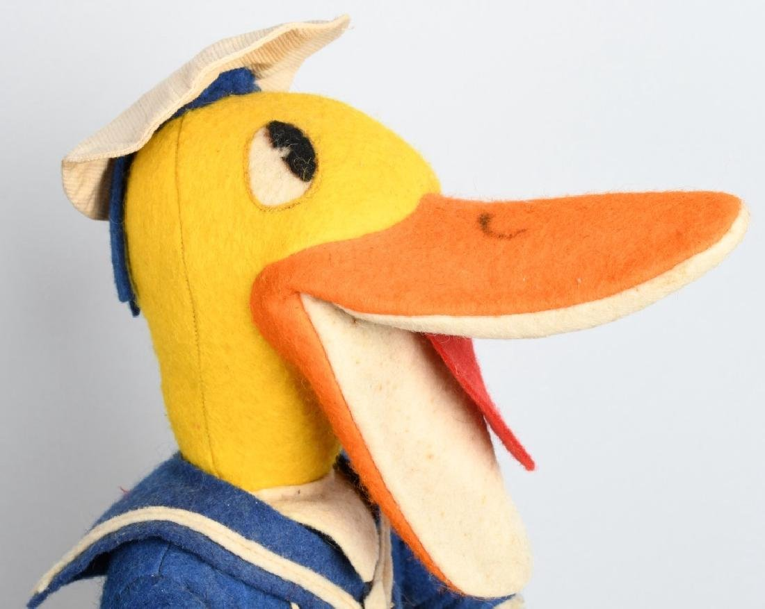 1930'S ARGENTINA DONALD DUCK DOLL - 5