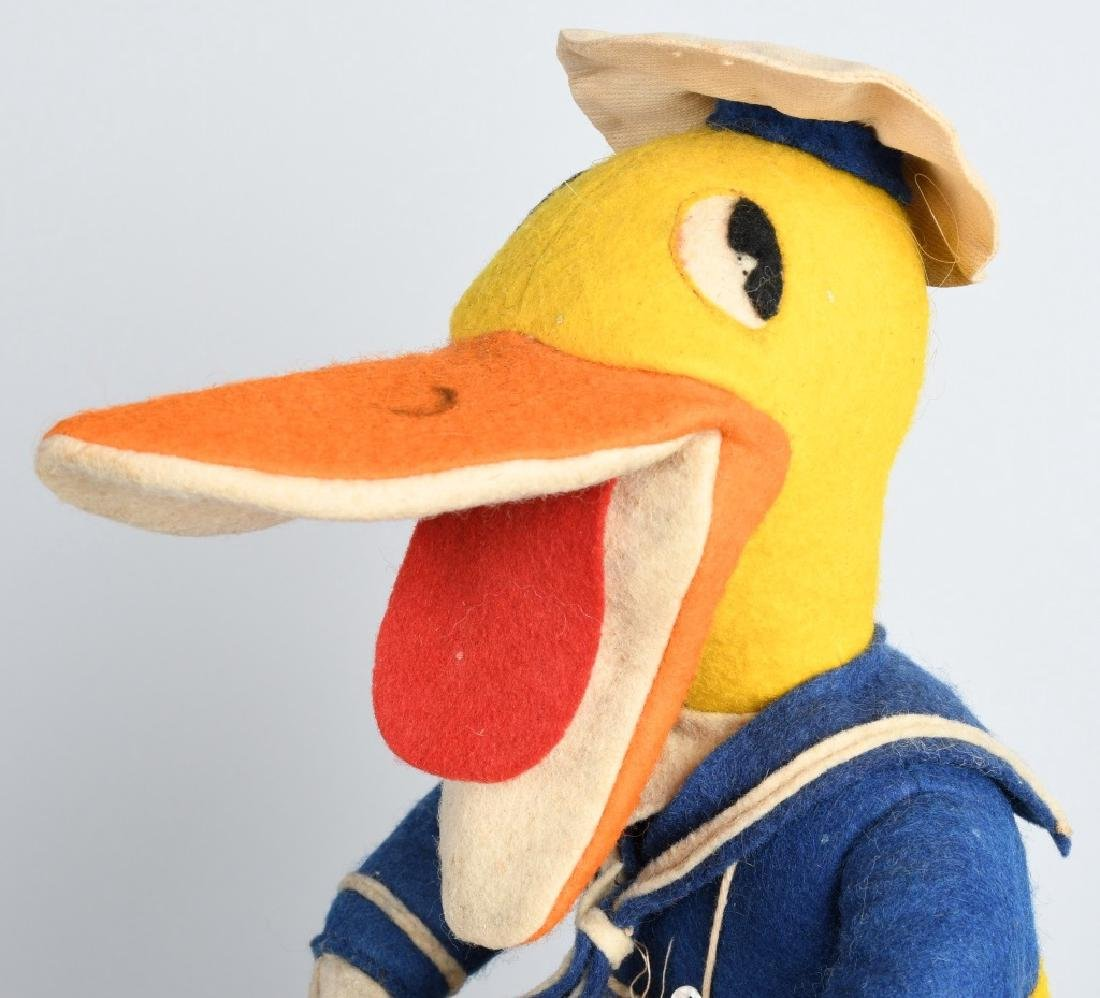 1930'S ARGENTINA DONALD DUCK DOLL - 6
