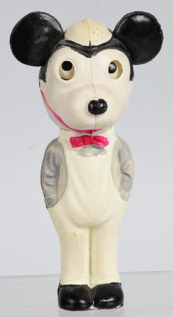 JAPAN Celluloid MICKEY MOUSE WITH MOVING EYES