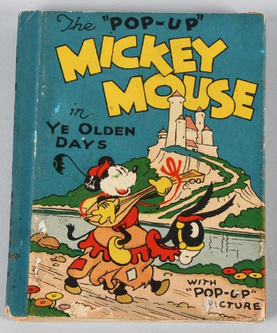 1930'S WDE MICKEY MOUSE LOT - 2