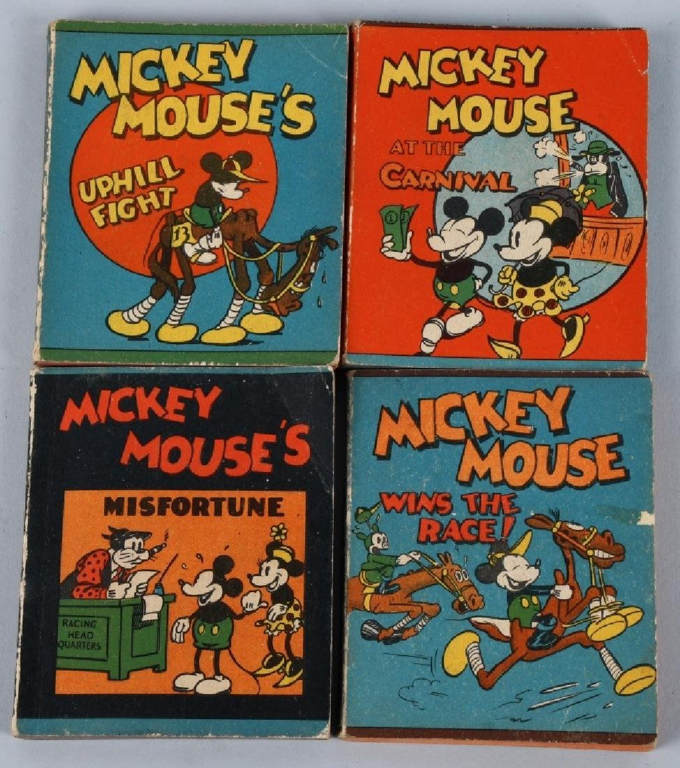 1930'S WDE MICKEY MOUSE LOT - 9