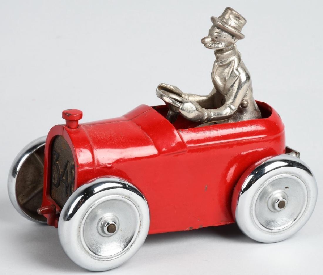 ARCADE Cast Iron ANDY GUMP CAR