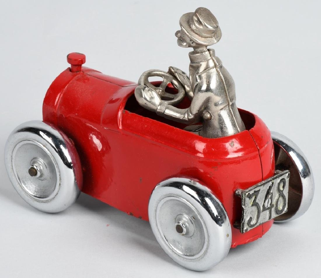 ARCADE Cast Iron ANDY GUMP CAR - 2