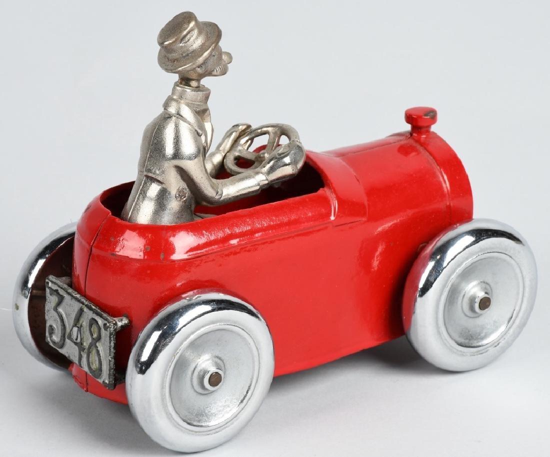 ARCADE Cast Iron ANDY GUMP CAR - 3