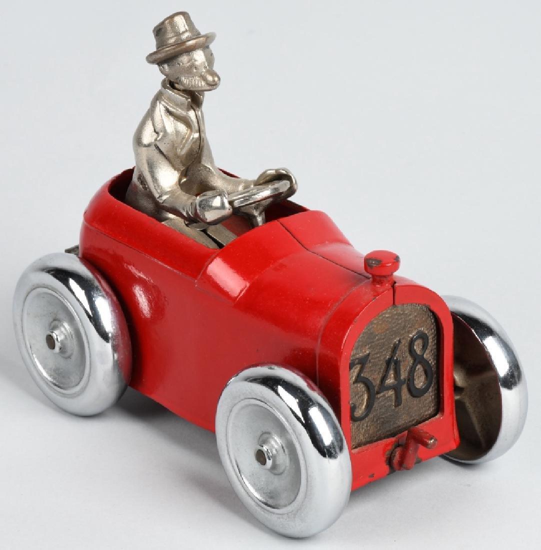 ARCADE Cast Iron ANDY GUMP CAR - 4