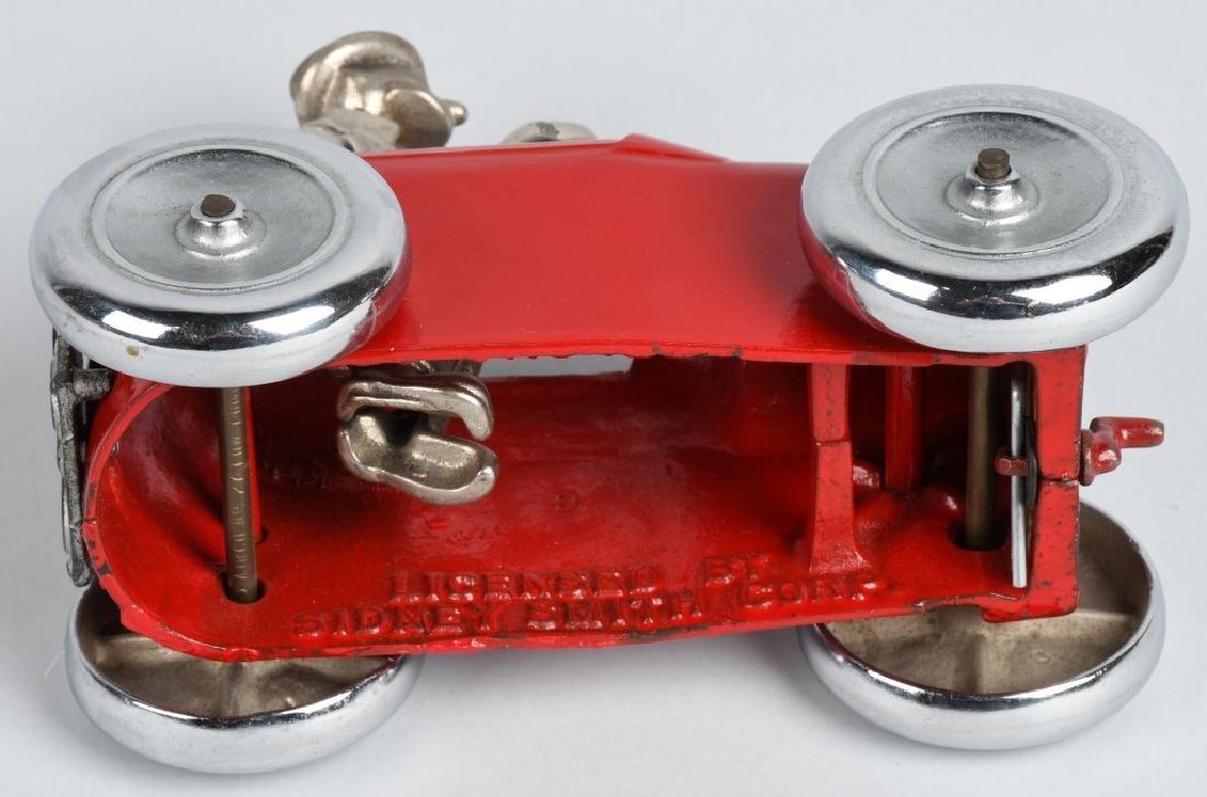 ARCADE Cast Iron ANDY GUMP CAR - 5