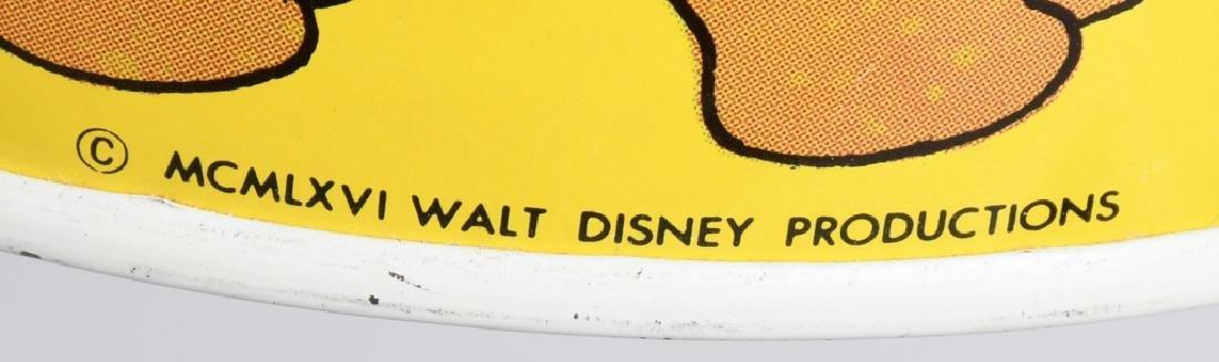 1960'S CHEIN WALT DISNEY'S JUNGLE BOOK TIN PAIL - 7