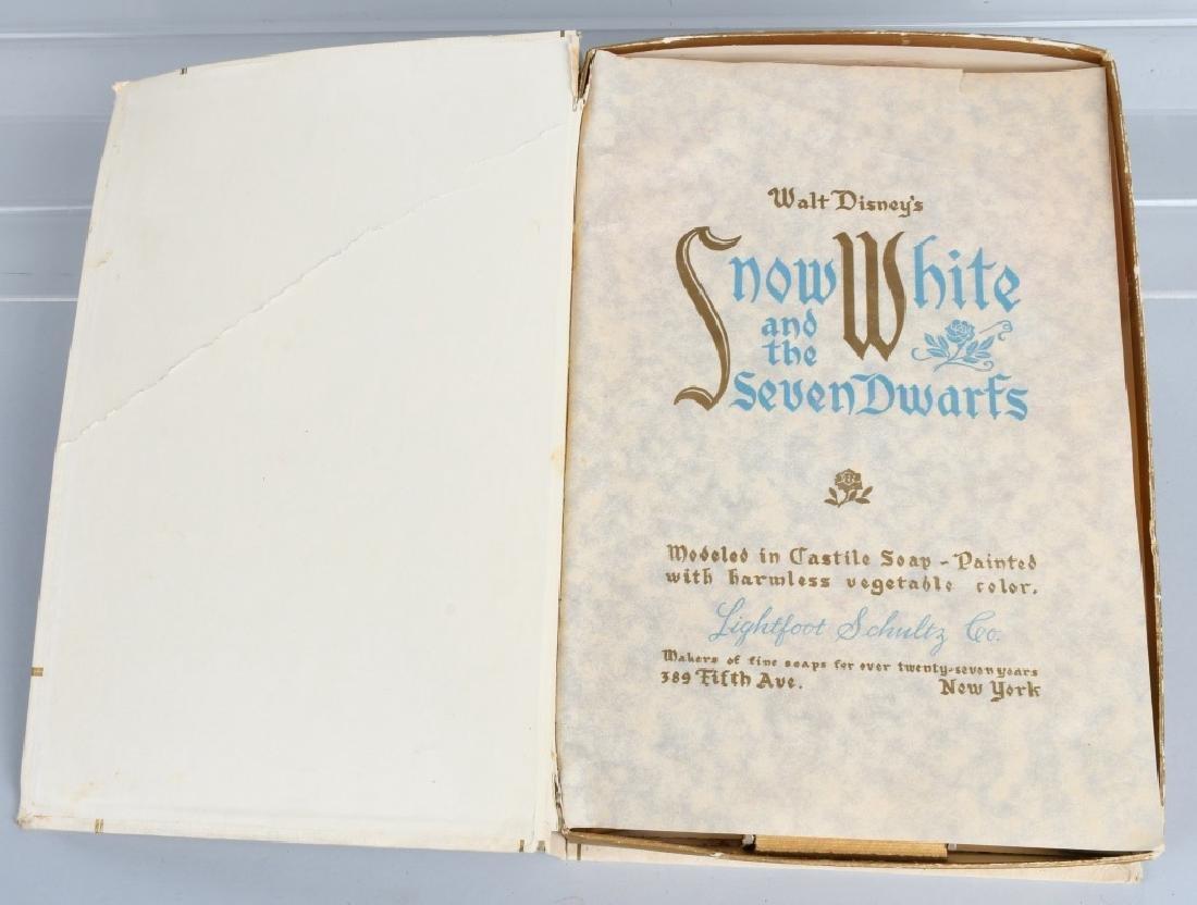 1930'S SNOW WHITE & SEVEN DWARFS BOXED - 2
