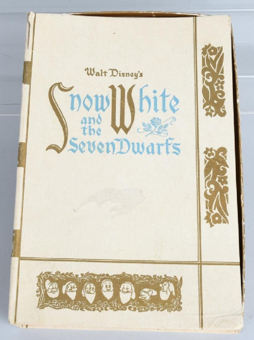 1930'S SNOW WHITE & SEVEN DWARFS BOXED - 3