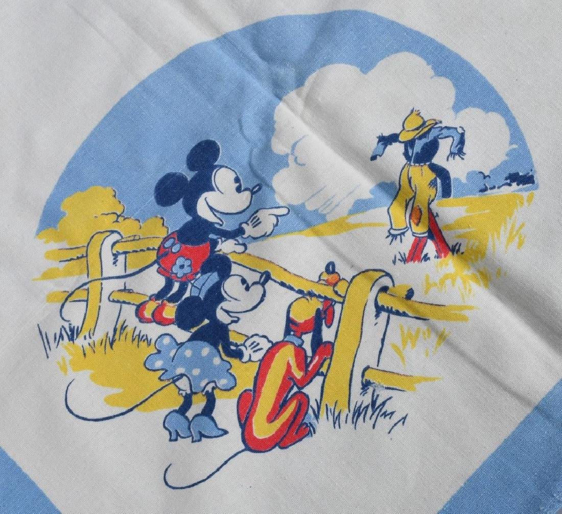 1930'S MICKEY MOUSE & PLUTO CHINA & MORE - 3